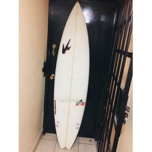 LUCKY SEVEN SURFBOARDS  6.5 18.50 2.30 28 LT