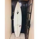 KLIMAX SURFBOARDS  6.6 18.38 2.25