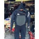 5/4/3 MM BODY GLOVE FUSION HOODED FULL WETSUIT