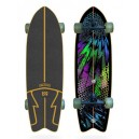 SHOCK WAVE- 34`x10`
