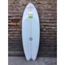 SLASHER 5.8 22 2.75 38.71 LT FISH SURFBOARD