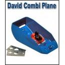 DAVID COMBI HAND PLANE