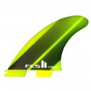 FCS II Carver Neo Glass Tri-Quad Fins L