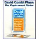 DAVID PLANER BLADES